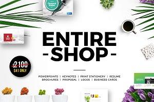 ENTIRE SHOP | Presentation & Print