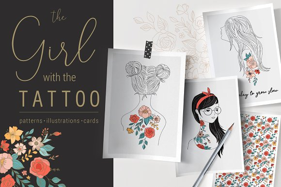 The Girl With The Tattoo Collection
