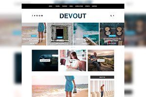 Best Blog Wordpress Theme Premium