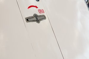 aircraft emergency exit