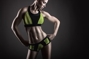 Sports Woman