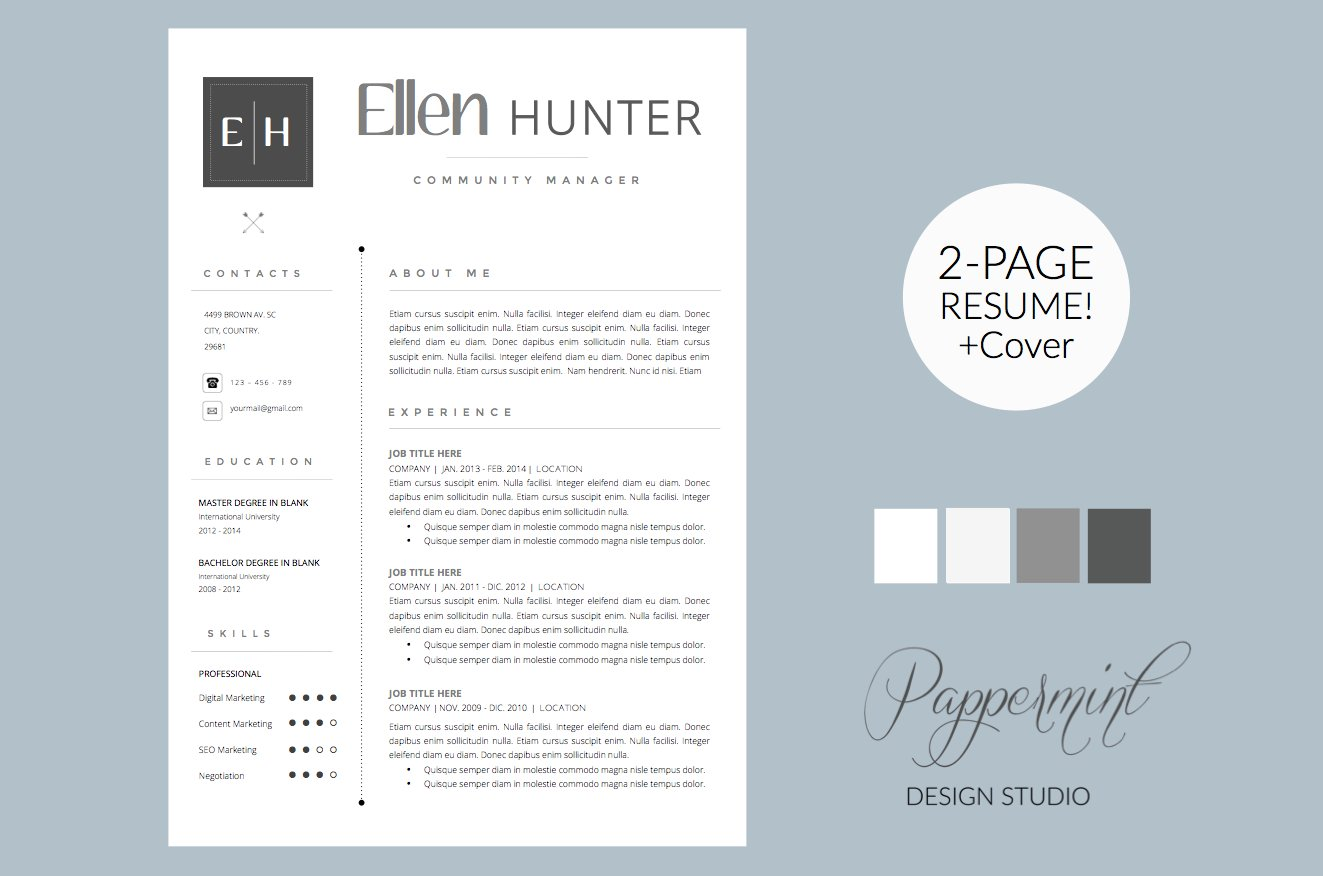 Purchase order resume – Purchase Order Template Open Office