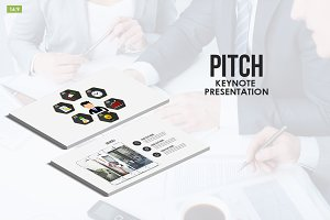 Pitch Keynote Presentation