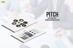 Pitch Keynote Presentation
