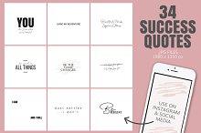 34 Social Media Quotes (Motivation)