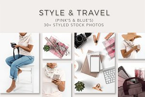 Travel & Style 30 Stock Photos