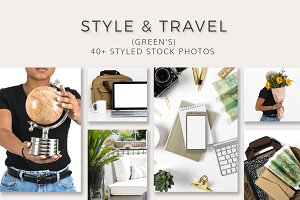 40 Traveling Styled Stock Photos