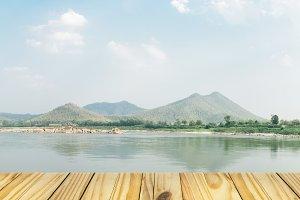 Kangkudkhu Insel at Chiang Khan