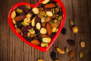 Energy Blend Trail Mix with Nuts