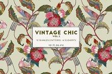 Vintage Chic vol.2 by Anastasia Mazeina in Patterns