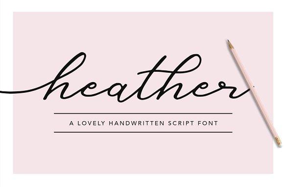 Heather Script