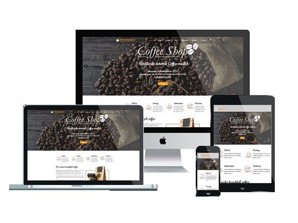 ET Coffee Coffee WordPress Theme