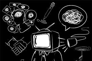 Illustration of communication set
