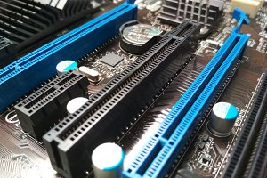 Motherboard PCI slot