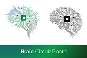 Brain Processor Circuit Board