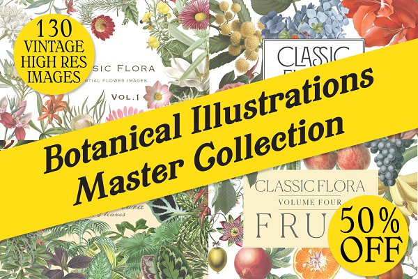 Botanical Master Collection