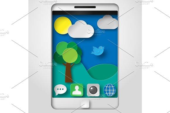Paper Smartphone