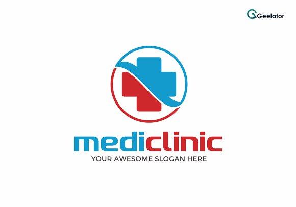 MediClinic Logo Template