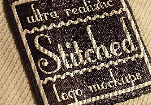 Ultra Realistic Logo Mockups Mix