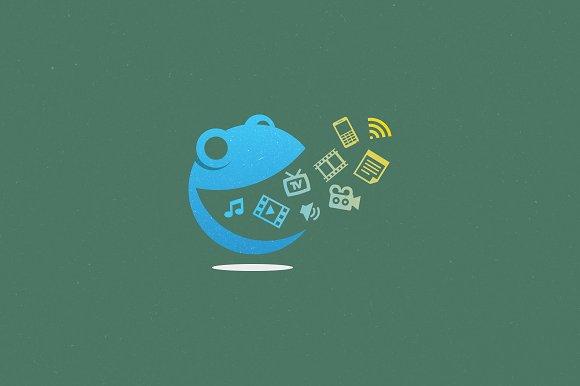 Entertain Logo Template