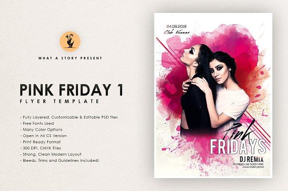 Pink Friday 1