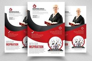 Law Firm Flyer Templates
