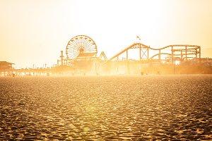 Santa Monica in LA CA