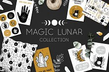 MAGIC LUNAR collection 100+
