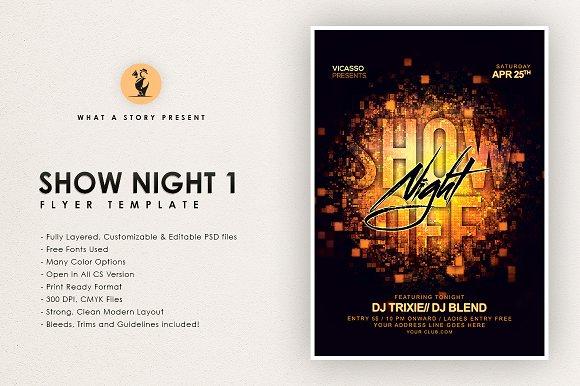 Show Night 1