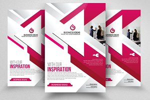 Business Corporate Strategy Flyers