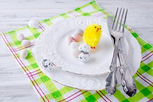 decorative toys eggs Easter