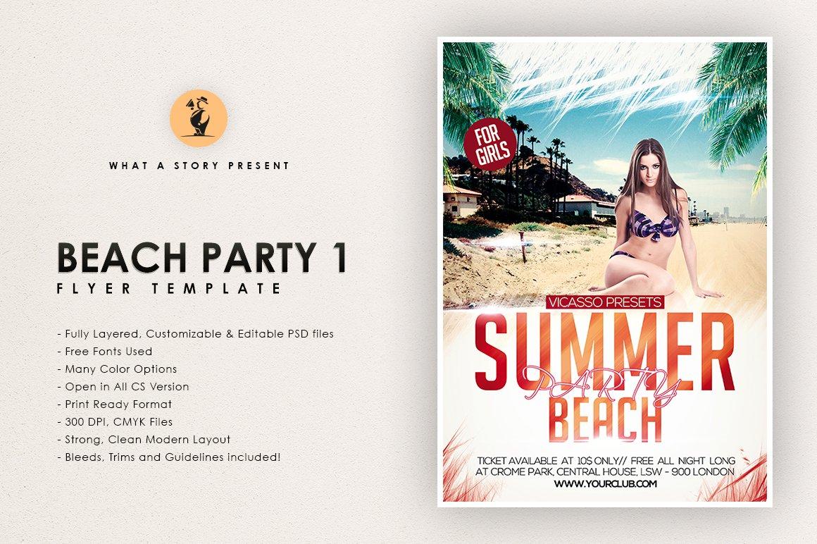 Ausgezeichnet Pool Party Flyer Schablone Ideen - FORTSETZUNG ...