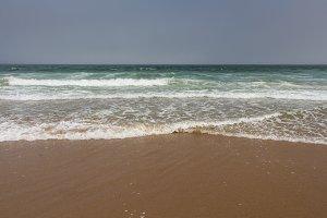 Pacific Ocean landscape