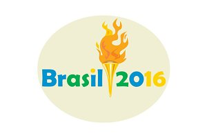 Brasil 2016 Summer Games Flaming Tor