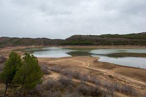 The lake of tranquera