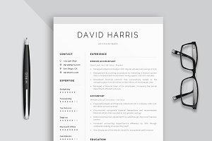 Accountant Resume / CV Cover Lett...