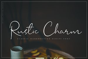 Rustic Charm Font