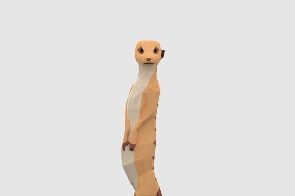 Animal: Studio Ochi - Meerkats