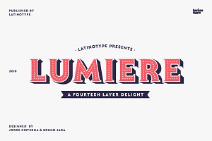 Lumiere - 50% off