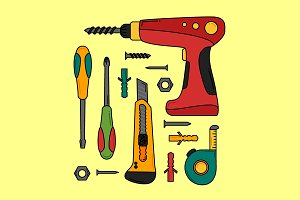 Handyman equipment