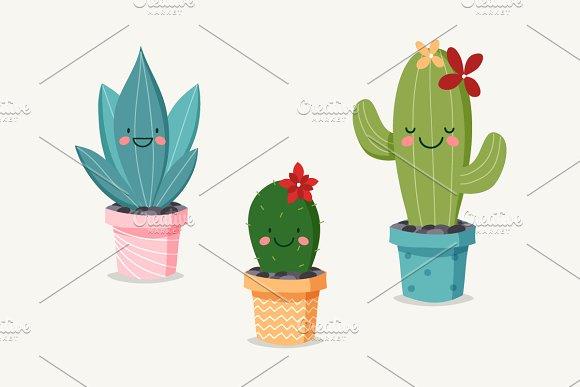 Cute Cactuses