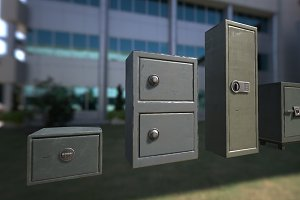 [PBR] Lockers Pack