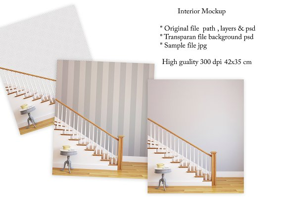 Interior Mockup