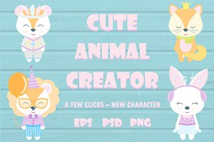 Cute Animal Creator