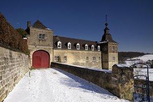 Gate castle Neercanne