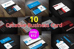 10 Creative Business Card Bundle