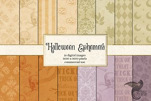 Vintage Halloween Backgrounds