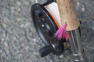 Fly-Fishing Rod & Reel