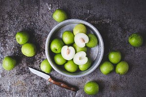 Indian Jujube fruits