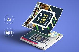 Promotional Z Fold Brochure